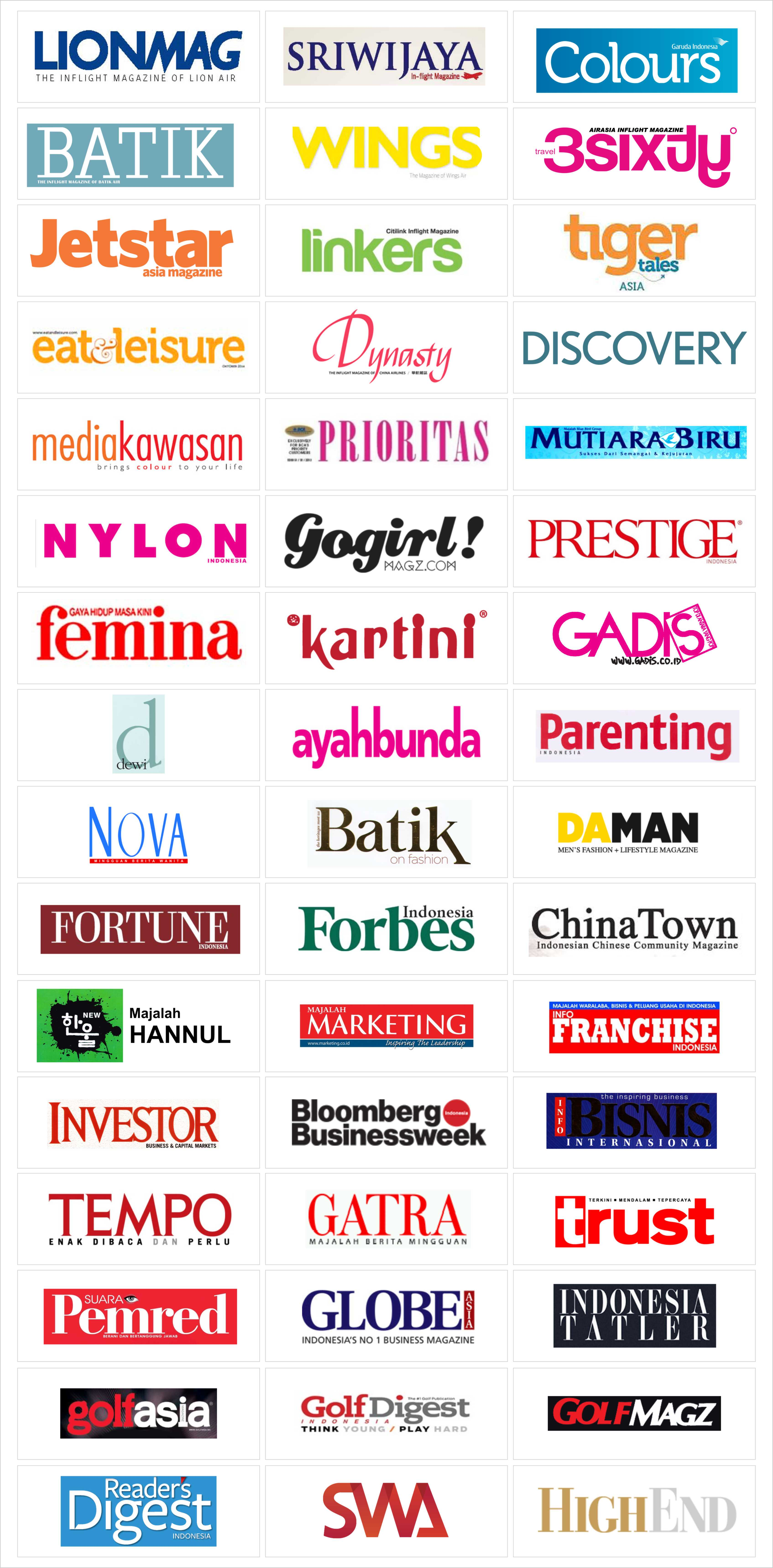 Pasang Iklan di Majalah