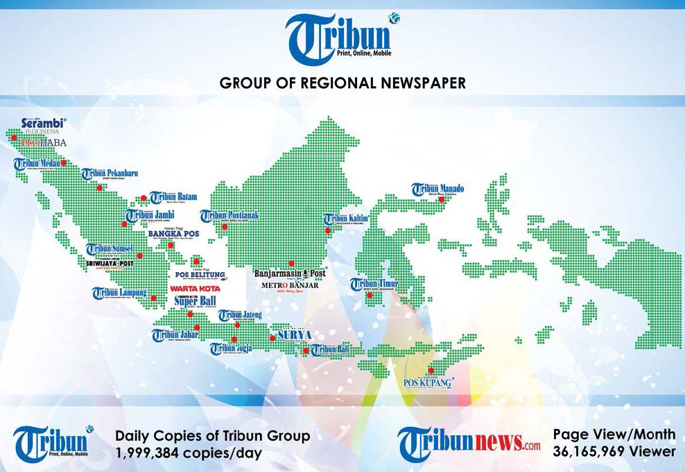 TRIBUN - Group of Regional Newspapers