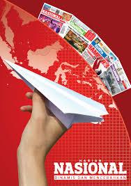 Iklan Koran Harian Nasional