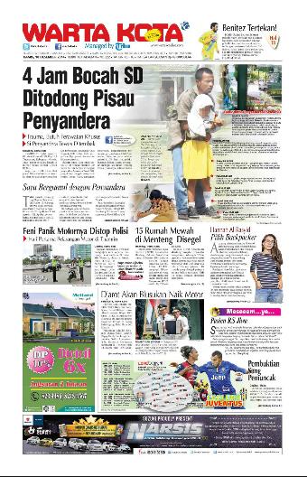 Koran Warta Kota