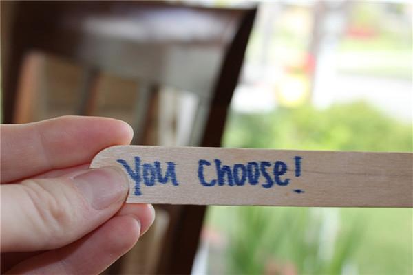 Anda Bisa Pilih