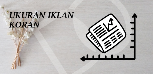 Ukuran Iklan Koran