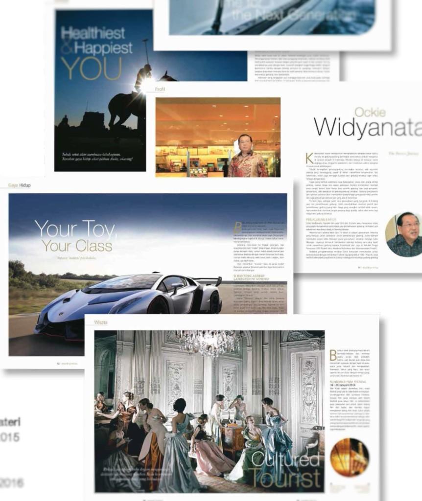 Iklan Majalah Mandiri Prioritas