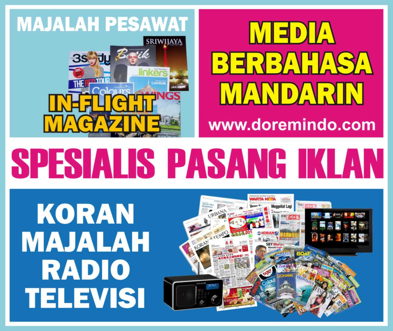 Advertising Agency Indonesia