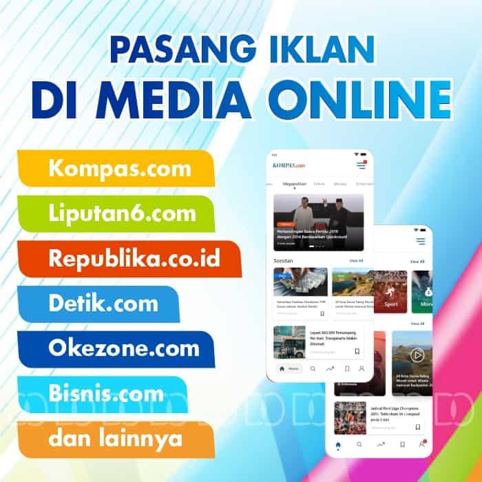 Iklan di Media Online