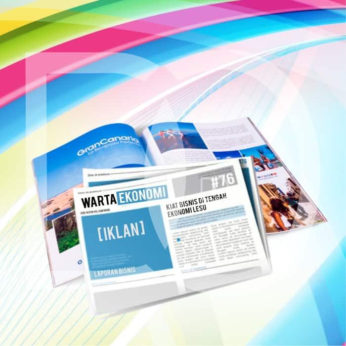 Iklan Koran & Majalah