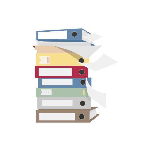 Ilustrasi dokumen / buku
